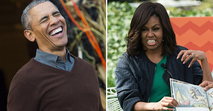 23 Times Barack And Michelle Obama Reached Peak Mom And Dad Status