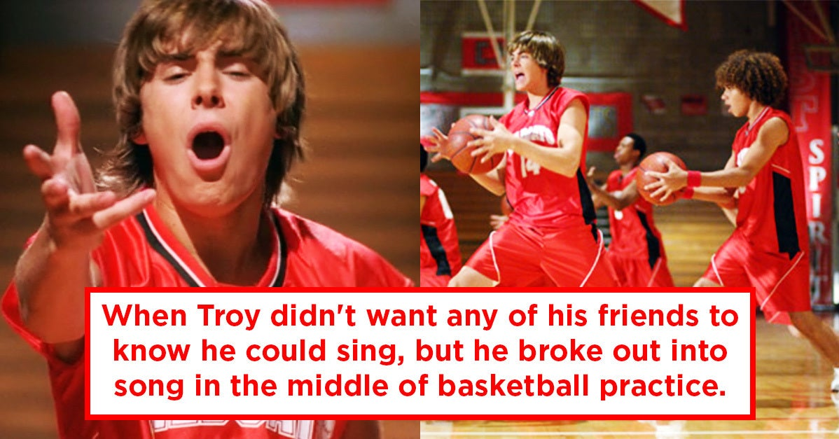 """29 Things About """"High School Musical"""" That Make No Sense Now That I'm Older"""