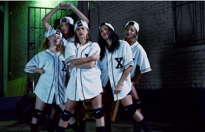 """Released in 2016: This song is a pure nostalgia trip for anyone who enjoys early '90s R&B girl groups. And like """"Finesse (Remix)"""" the music video fully embraces the decade, with Rashida (who also directed the video) paying tribute to early '90s music videos from Mary J. Blige, Boyz II Men, Xscape, and TLC. '90s songs to listen to that sound like this: Xscape's """"Just Kickin' It,"""" SWV's """"I'm So Into You,"""" and Jade's """"Don't Walk Away."""""""