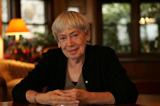 Best-Selling Science Fiction Author Ursula K. Le Guin Is Dead At 88