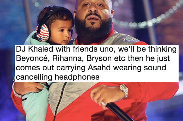 People Are Coming Up With Fantastic Theories As To Who DJ Khaled Will Bring To A Festival
