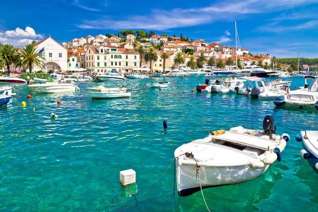 12. Piraten-Feeling auf der kroatischen Insel Hvar: