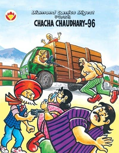 16 Classic Indian Comic Books That Made Our Childhood Less Boring