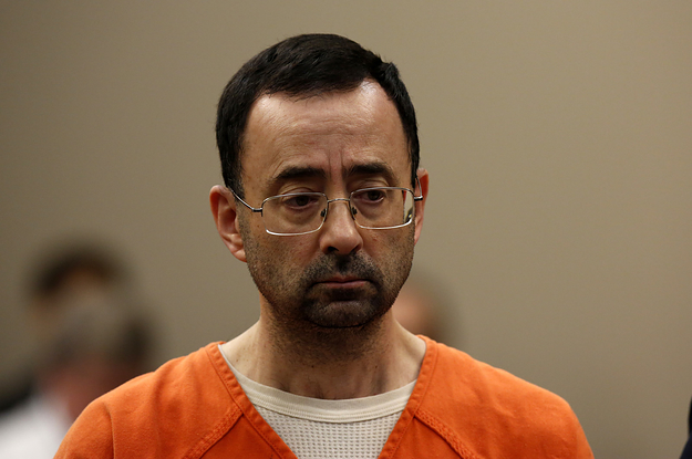 The NCAA Is Investigating Michigan State For Its Handling Of The Larry Nassar Case