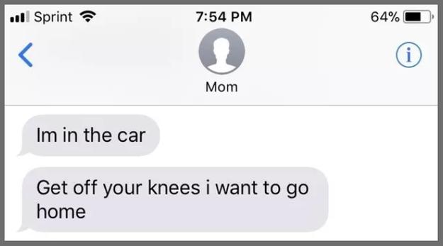 This mom's plea: