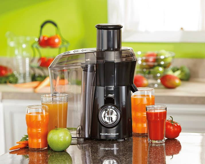 Amazing products with over 1000 reviews on amazon a juicer for easier consumption of your vital nutrients because this baby can fit entire fruits and veggies yep stick that entire apple in there kiddo forumfinder Image collections
