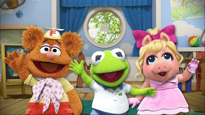 The new show is made for children ages 4–7, and each episode will feature two 11-minute stories that follow the Muppet Babies on various adventures, from building a time machine to flying through outer space.