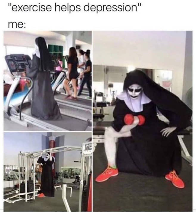 "18 Depression ""Cures"" That'll Make You Laugh So Hard You'll Be Cured"
