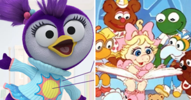 "Disney's Reviving ""Muppet Babies"" With A Brand New Muppet"