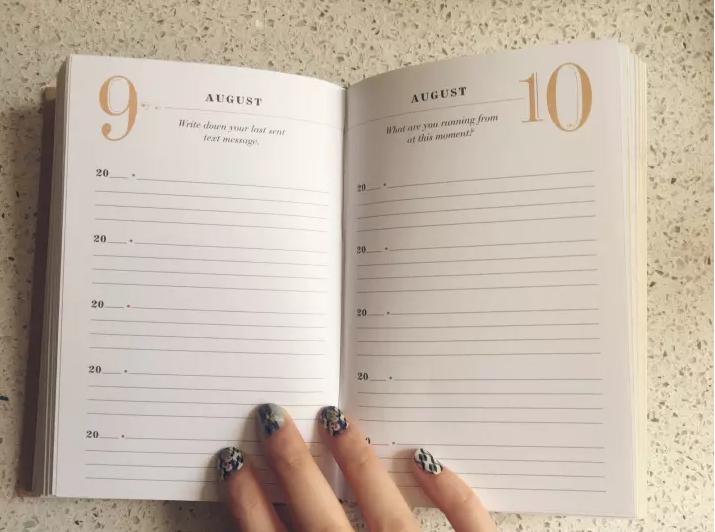 Notebooks that ll make you start journaling again