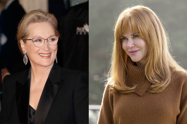 """Brace Yourselves, Meryl Streep Is Going To Be In Season 2 Of """"Big Little Lies"""""""