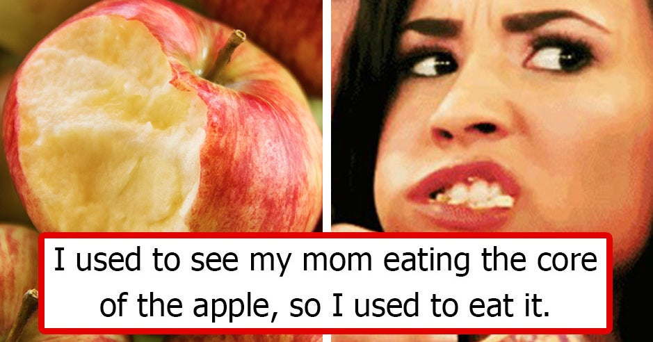 14 Things People Thought Were Normal Growing Up, But Later Found Out Were Strange