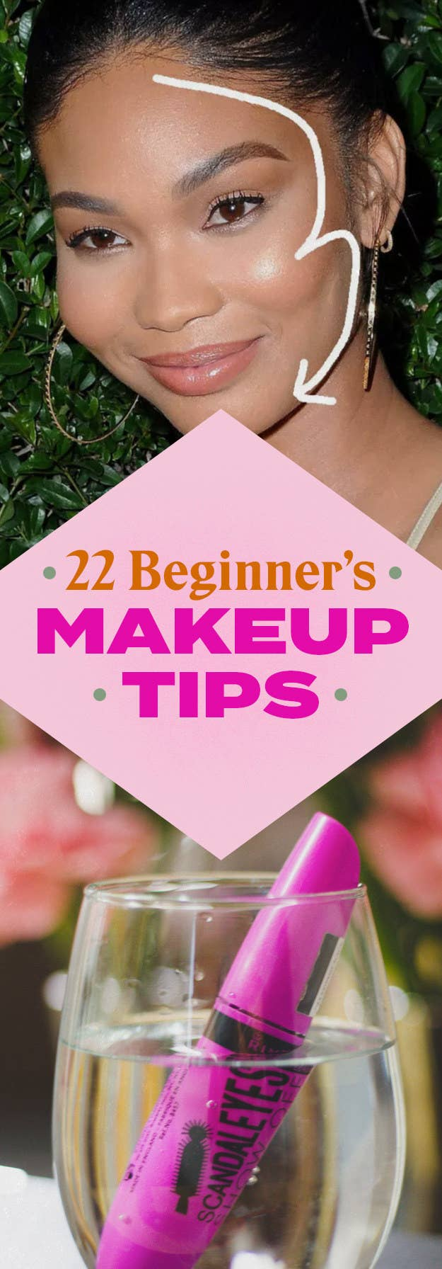 22 Makeup Tricks Every Beginner Should Know 3 Way Switch Make Up Share On Facebook