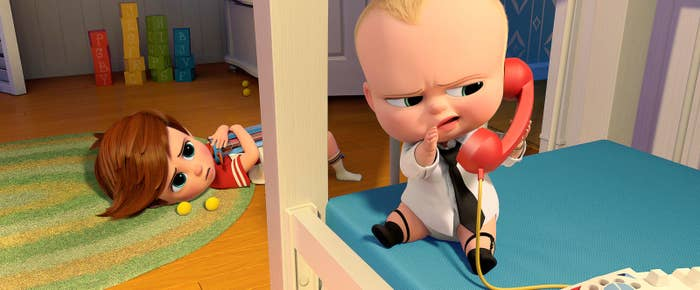 """The Boss Baby"""" Is Good And You're All Wrong"""