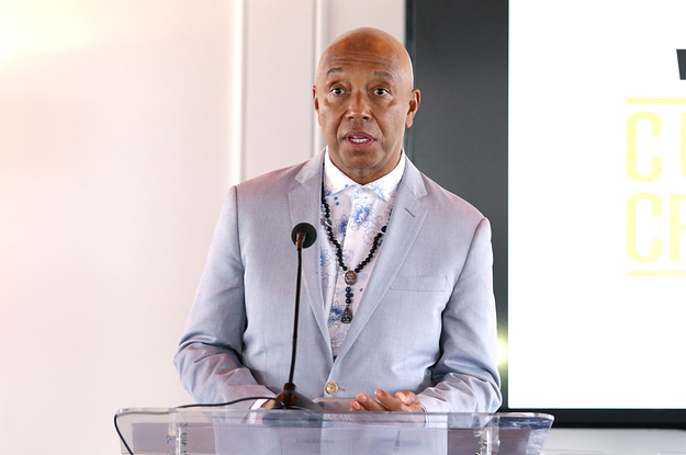 A Woman Alleges Rap Mogul Russell Simmons Raped Her And Is Suing Him For $5 Million