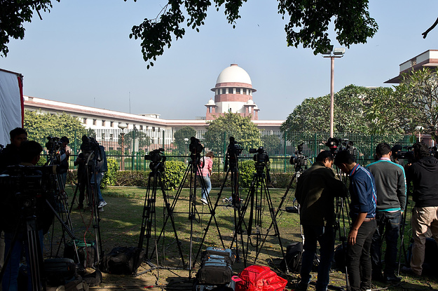One Too Many Mishras: India's Supreme Court Is A Brahmin Bastion