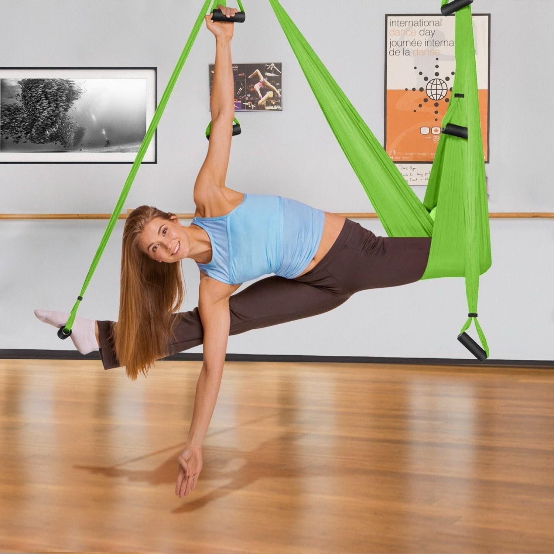 Антигравити йога для беременных 416
