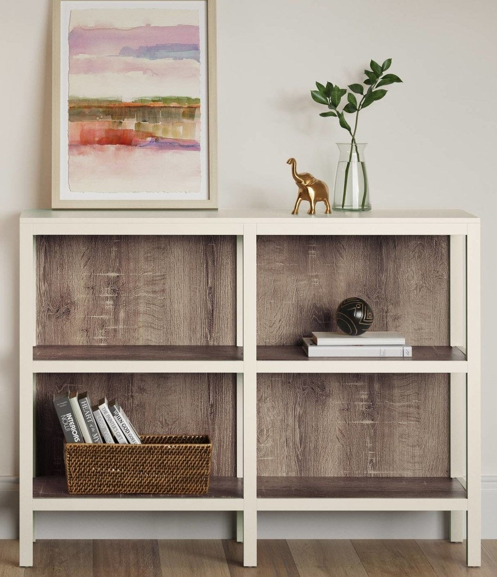 Get the bookcase here.