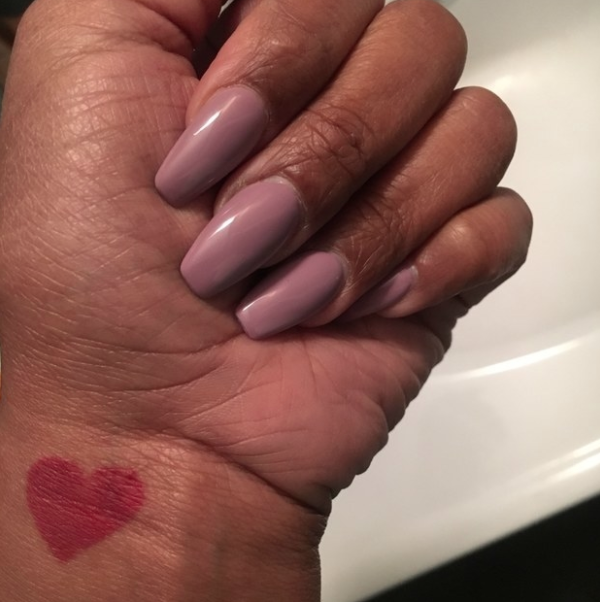 """""""My mother, godmother, three godsisters, and myself all have this tattoo on our left wrists. I absolutely love it! I feel that it bonds us all together.""""—jacentaa"""