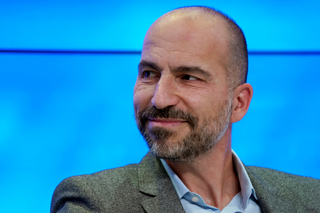 Why Uber's New CEO Loves Leaks