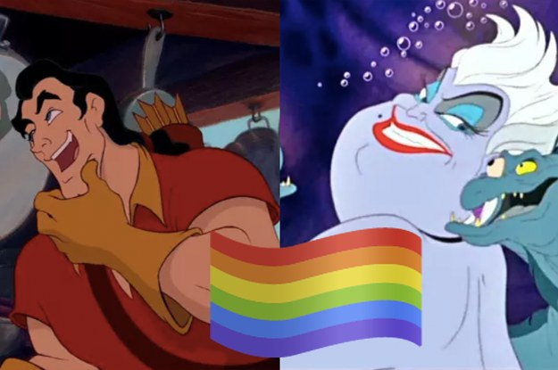 All The Disney Villains Ranked From Least Gay To Most Gay