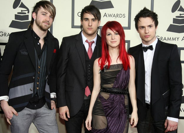 It was also the year that Paramore hit the red carpet with the most Hot Topic-inspired lewks of all time.