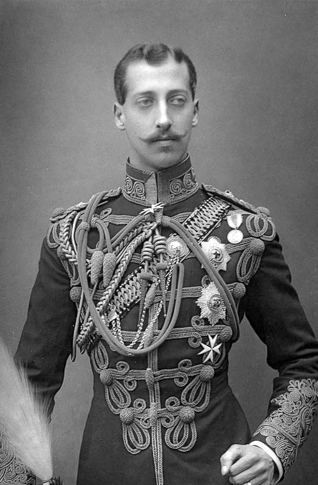 """The fifth suspect is Prince Albert Victor Christian Edward. The theory that he was the murderer is also known as the """"Royal Conspiracy."""""""