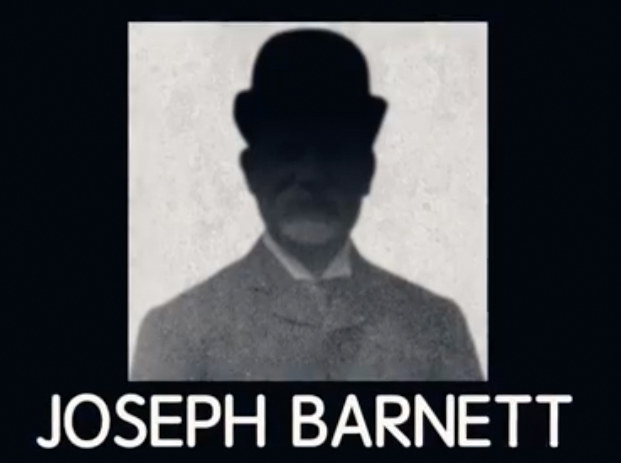 The seventh suspect is Joseph Barnett, who lived with Mary Kelly, the final Ripper victim. Barnett worked as a fish porter and it's believed that he was in love with Kelly.