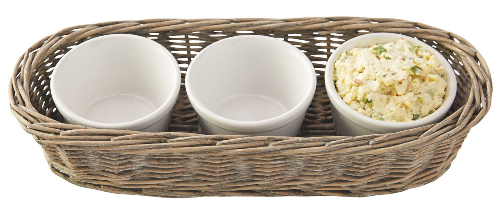 A BPA-free mini dip set because everyone knows that variety is the spice of life.