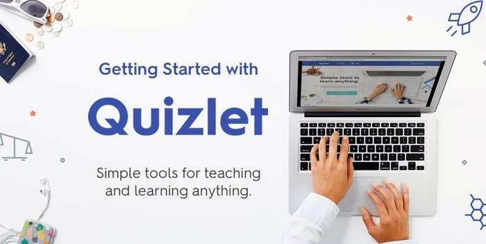 Helps students (and their teachers) practice and master whatever they are learning. Quizlet provides engaging, customizable activities with contributions from people everywhere.