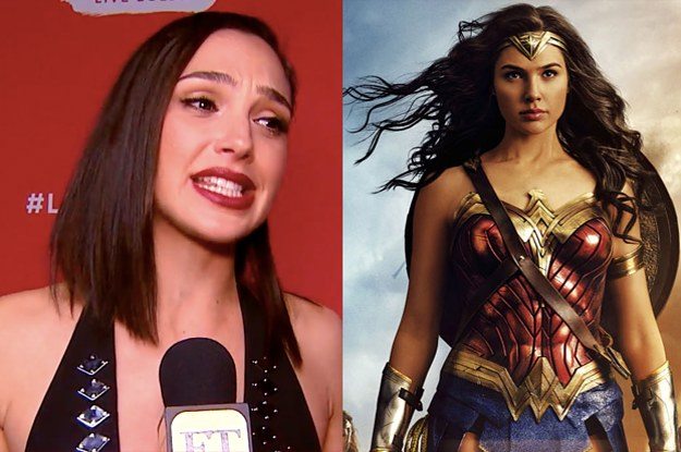 "Here's What Gal Gadot Had To Say About ""Wonder Woman"" Getting Snubbed At The Oscars"
