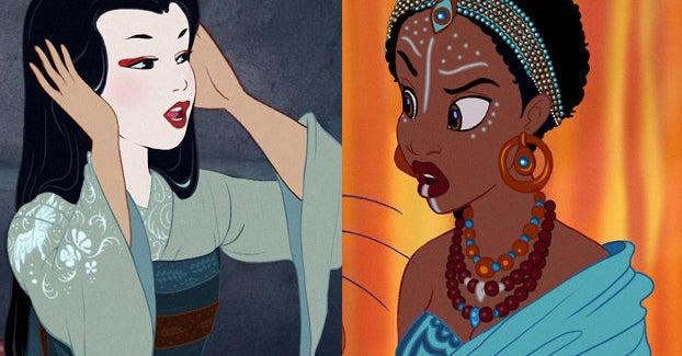 Este é o teste mais bizarro sobre princesas da Disney que existe