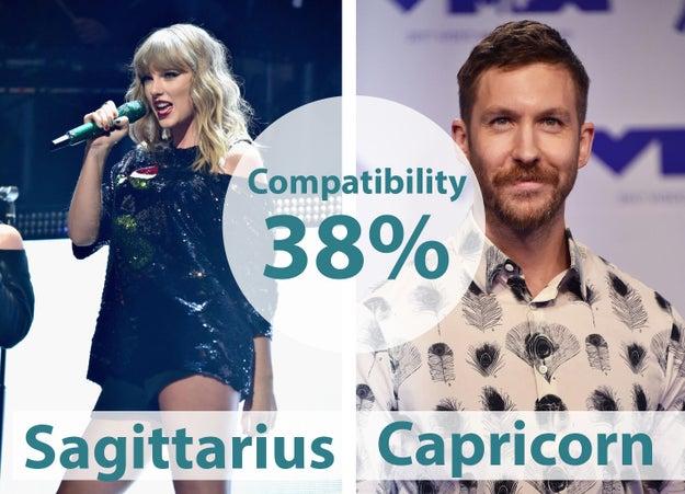 1. Taylor Swift & Calvin Harris