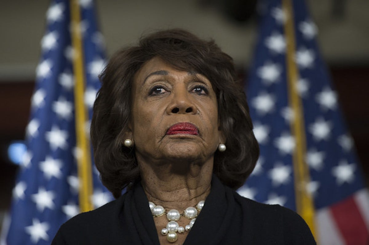 Maxine waters on bet horse betting gift vouchers