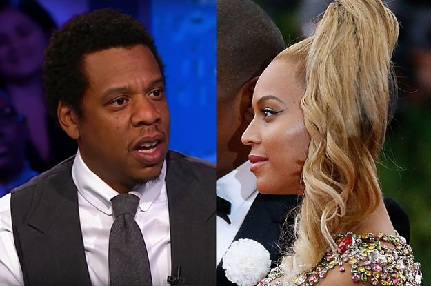 Jay-Z Was Asked If He'd Forgive Beyoncé For Cheating On Him And His Answer Was Surprisingly Candid
