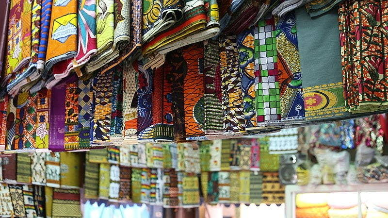 HLM Market is the fabric market of Dakar! Of course you can buy fabric at other markets but this market is known for being one of the biggest in West Africa. If you want suggestions or tips on navigating this market I found this guide to be helpful!