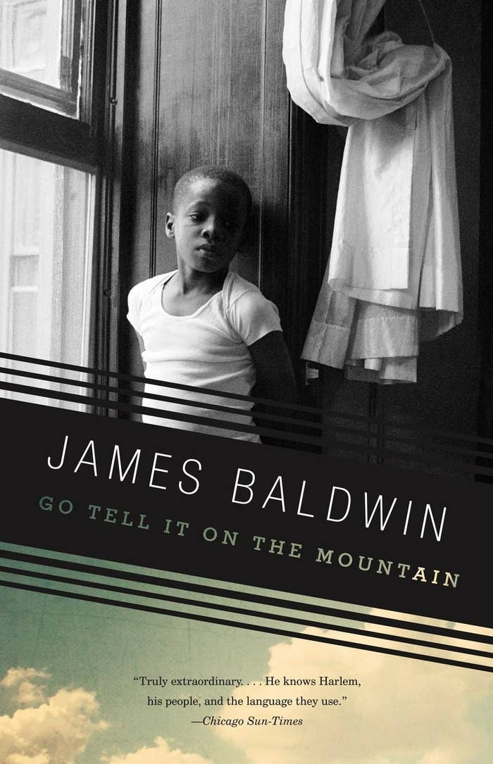 """Promising review: """"I am so happy to rediscover Baldwin, especially at this time in history. This is one of my favorite books. The inter-relations between the characters are vividly written. The book is written with an interweaving of the racial disparities of the period, yet it is not the main focus. Religion and all its complexities on the black church hit you full force and leave you wanting more. The ending allows you to draw your own conclusion regarding judgment and whether or not those who do evil really ever atone for their sins."""" —Kindle CustomerGet it from Amazon for $7.88."""