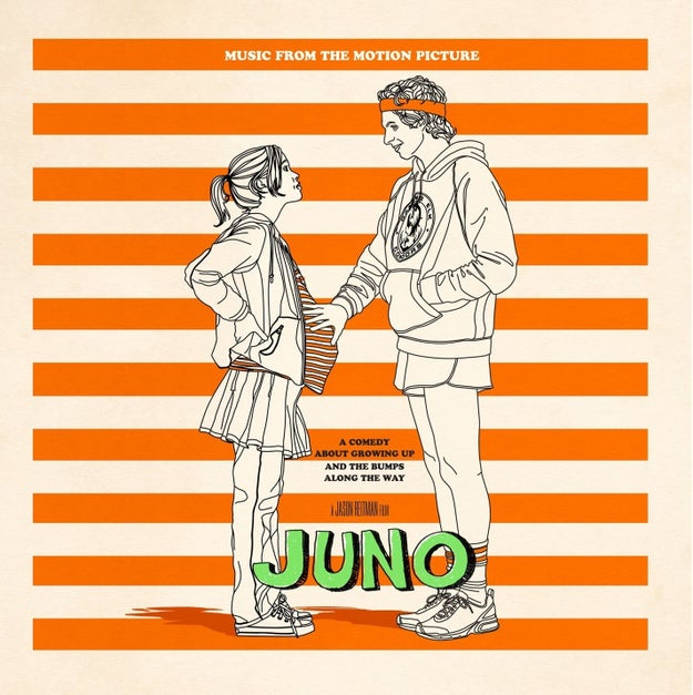 The Juno soundtrack climbed all the way to No. 1 on the Billboard 200.