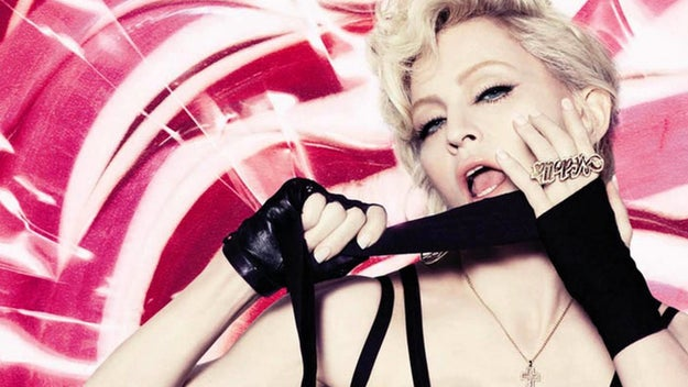 Madonna's team confirmed she was releasing a new album titled Hard Candy. It would also be her last album for Warner Music Group, her longtime label.