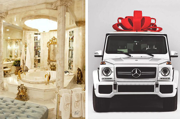 Build A Luxurious Life And We Ll Give You A Luxury Car