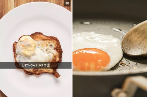 How You Fry Your Eggs Will Reveal The Best Thing About You