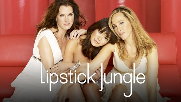 NBC tried to launch its own version of Sex and the City with Lipstick Jungle (which was also based on a Candace Bushnell novel).