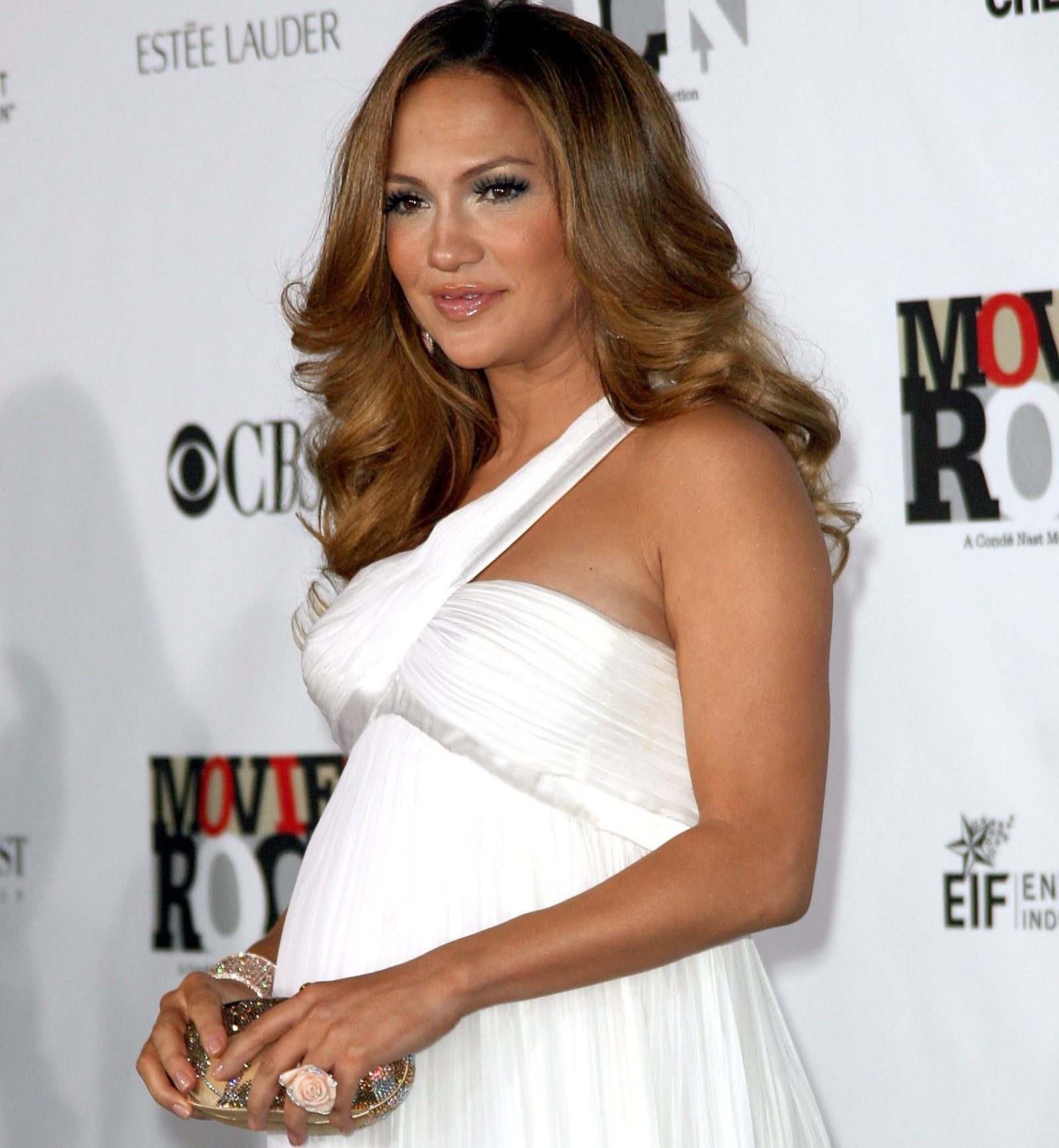 Jennifer Lopez gave birth to twins: son Maximilian David and daughter Emme Maribel.