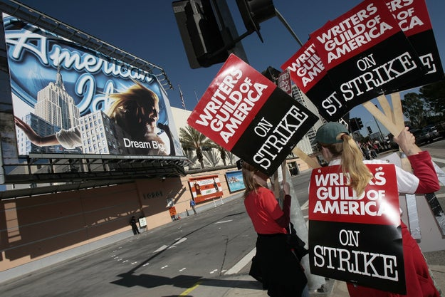 After 100 days, the Writers Guild of America voted to end the strike.
