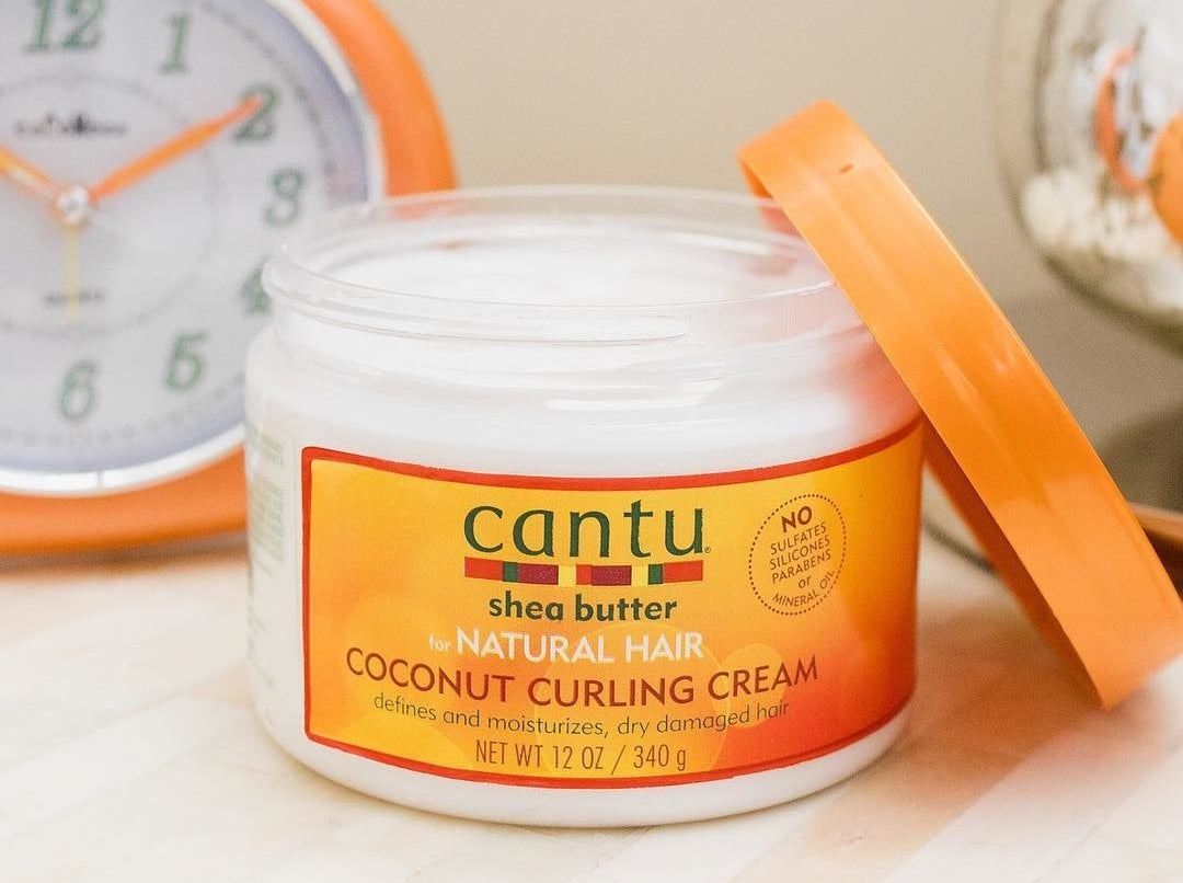 """""""My curls be bouncin' with this."""" —jocelynrkennebrewGet it from Amazon for $10.39."""
