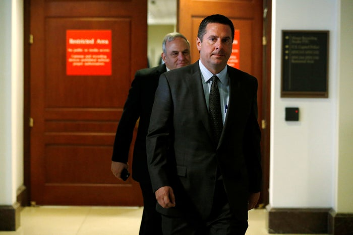 House Intelligence Committee Chair Devin Nunes