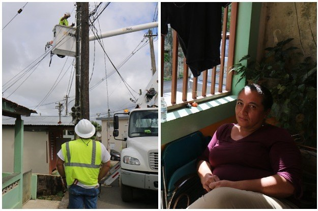 Here's What One Day In The Dysfunction Of Restoring Puerto Rico's Electricity Looks Like