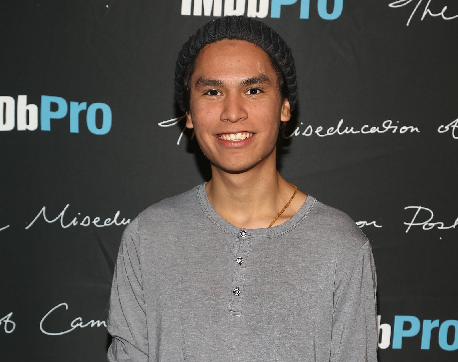Forrest Goodluck (The Miseducation of Cameron Post)