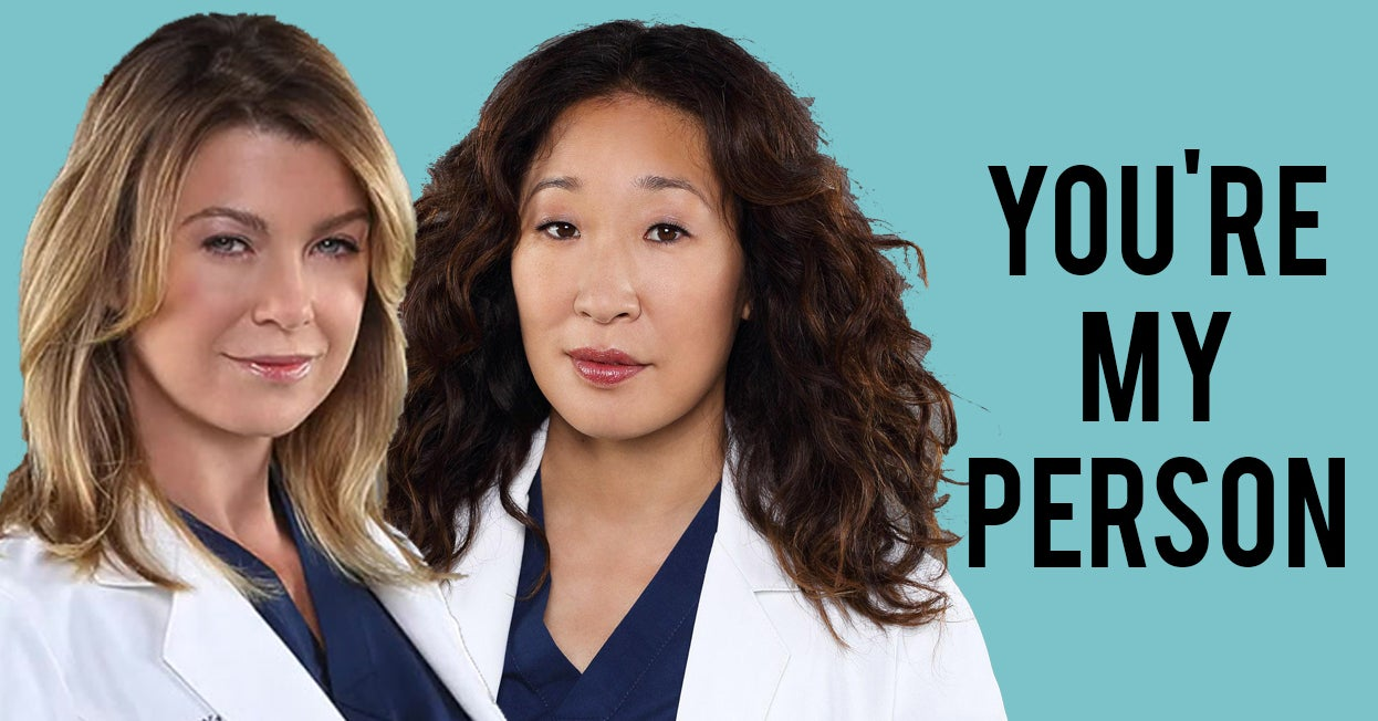 Are You And Your BFF More Meredith Grey Or Cristina Yang?
