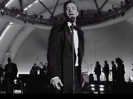 """Suit & Tie"" – Justin Timberlake"